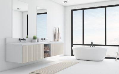 Designing a Bathroom Using the Minimal Style