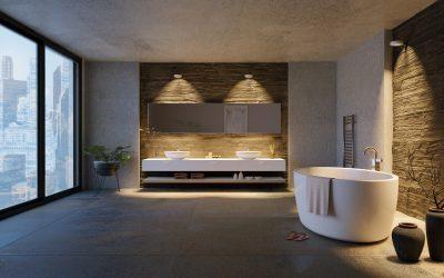 How to Design an Urban Style Bathroom